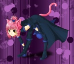 amu neko rock girl