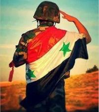 القناص السوري
