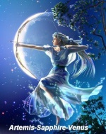 Sapphire-venus