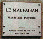 Le Malfaisan