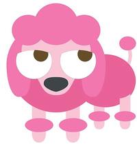 Pink_poodle
