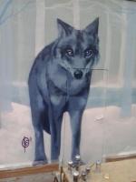 lobo estepario