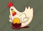 poules en folie 311-85