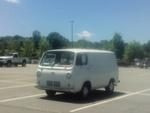 Rick's 66 Chevy Van