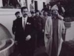 صدام يام القذافي
