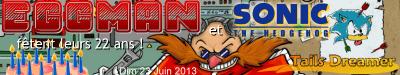 Sonic et le Dr Robotnik ont 22 ans ! Ansoeg12