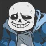 *sans the skeleton