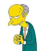 Admin Monty Burns