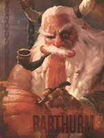 Barthurm Thresheraxe
