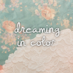 dreamingincolor
