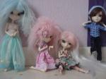 I-chan's family