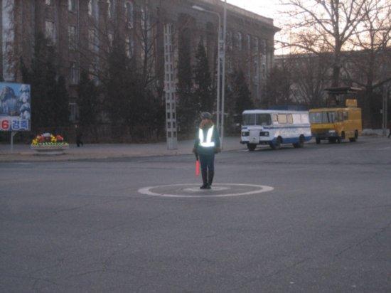 eta.   The Night Traffic Lady