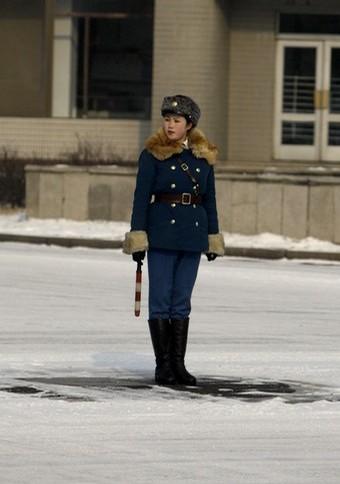 fo.  The cold uniform