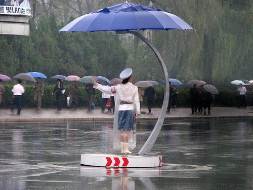 ka. The Rain In Pyongyang