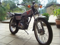 FORUM HONDA 125 XL 5213-49
