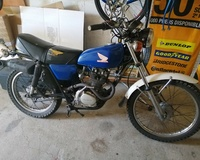 FORUM HONDA 125 XL 8211-44