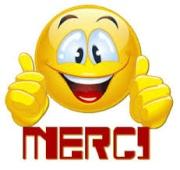 :MERCI: