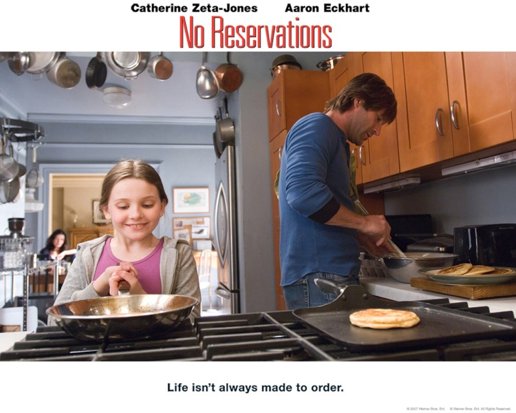 Вкус жизни / No Reservations Wallpa10_800x600