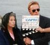 Isa Danieli (Reginella) e Kaspar Kapparoni in una scena di Capri