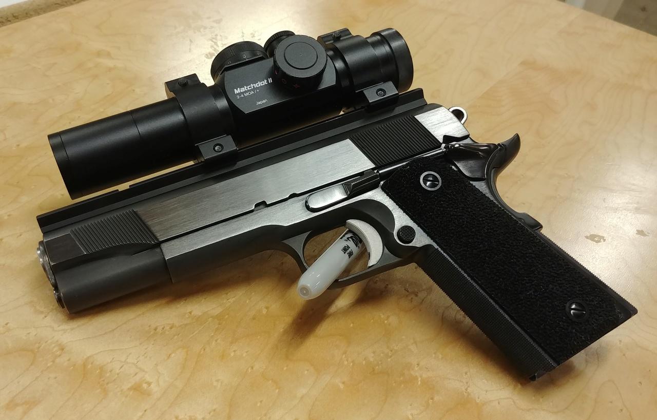 FS: RRA .45 Wadcutter Pistol 07201911