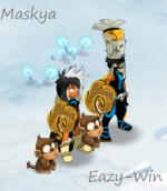 Eazy-Win - Maskya
