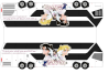 """Connichiwa, all SMS Fans!! Here is the latest SMS bus (I mean, SUPER bus!), the MASSIVE 2009 Neoplan Megaliner """"Sailor Moon: Sacrifice""""! This is part 1."""