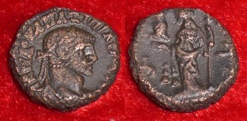 MAXIMIANUS - TETRADRACMA ALEXANDRIA - ALEXANDRIA