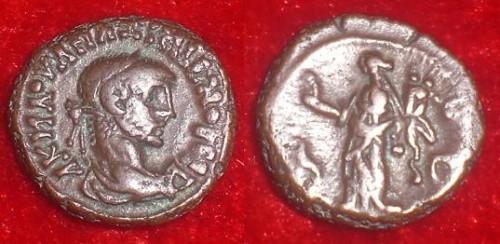 MAXIMIANUS - TETRADRACMA ALEXANDRIA - HOMONIA