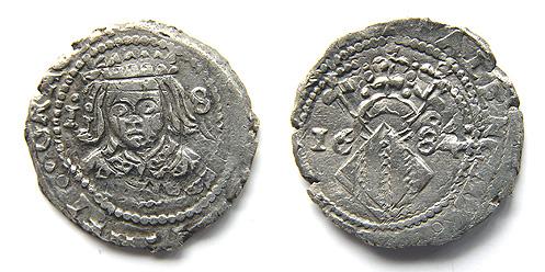Dieciocheno de Carlos II del 1684.