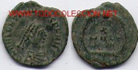 AE4 Valentiniano II