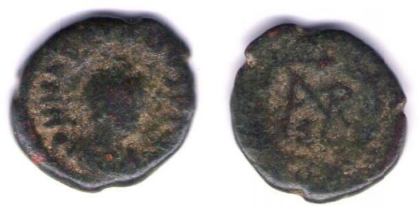Nummus de Marciano