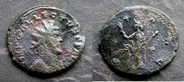 Antoniniano de Alecto