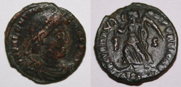 Centenional de Valentiniano I