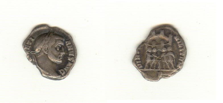 Argenteo de Diocleciano