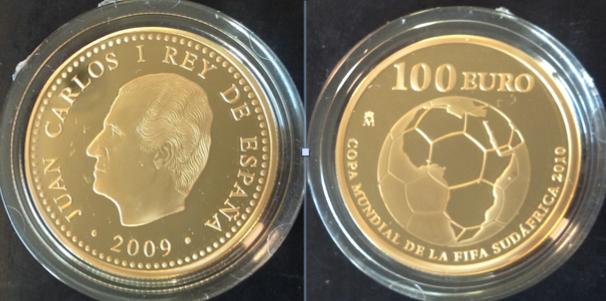 Moneda Conmemorativa España