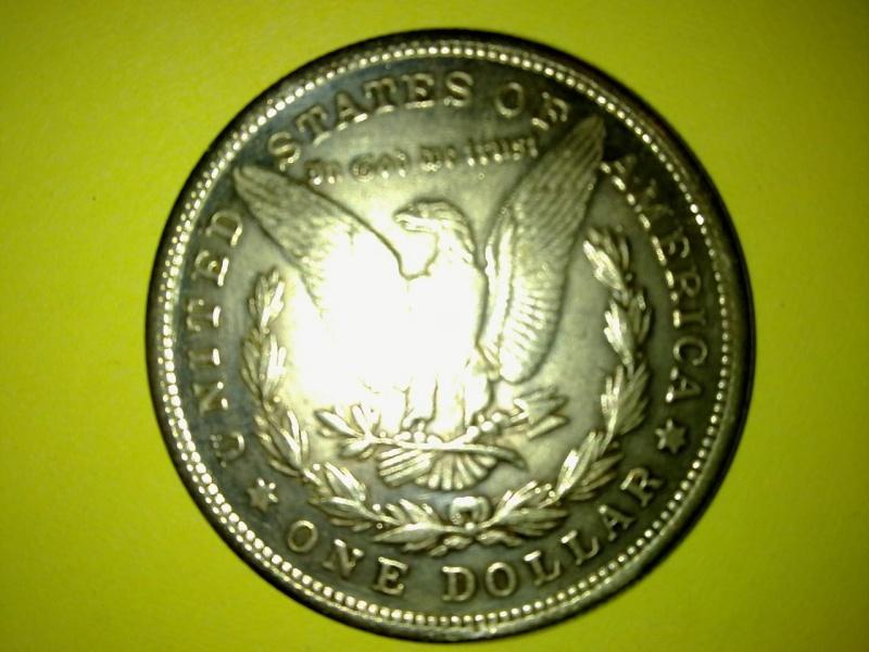 one dollar 1921