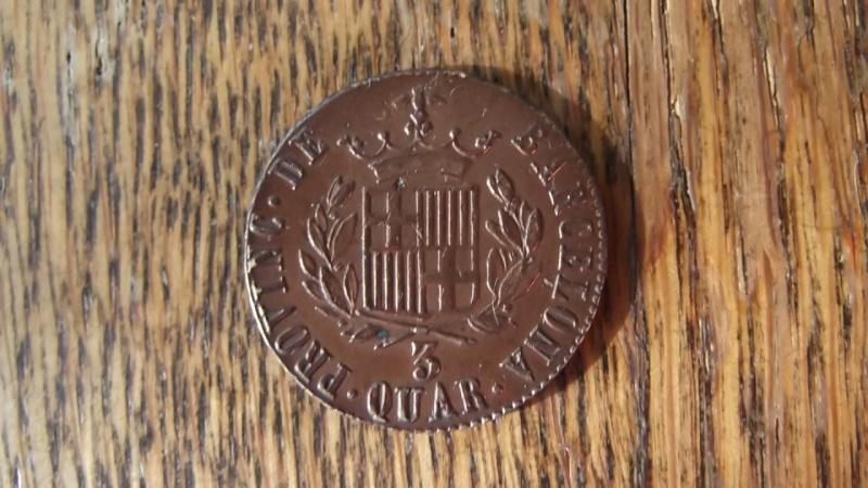 3 Quar Fernando VII Barcelona 1823 - 002