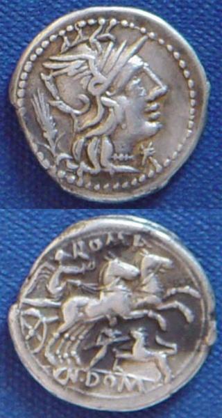 Cn. Domitius Ahenobarbus I