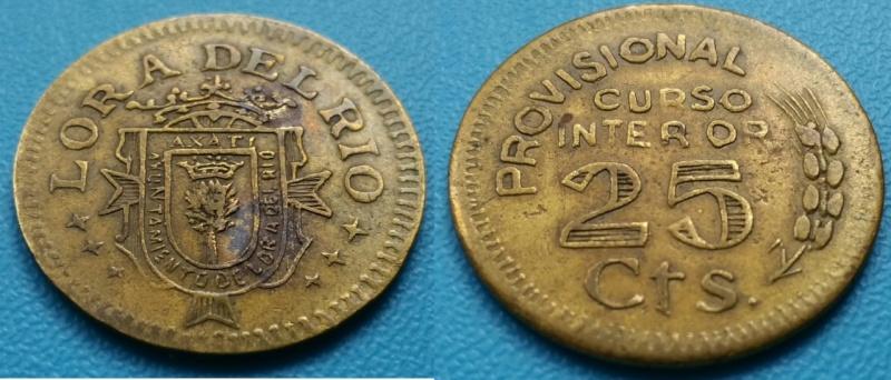 25 Céntimos de Lora del Río