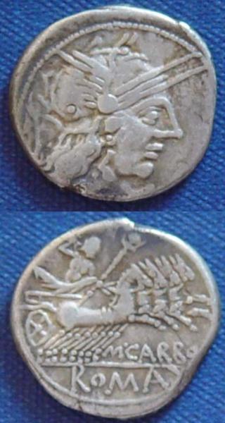 M. Papirius Carbo