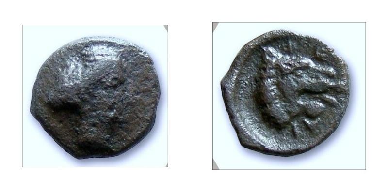 pherai. tesalia 404-369 ac. ae11