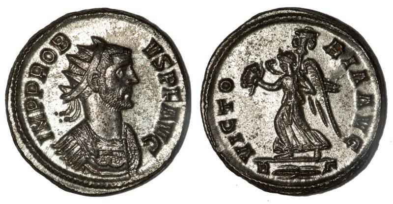 Antoniniano de Probo VICTORIA AVG.