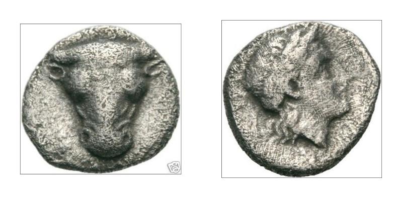 región de phokis  440 - 420 a.c.