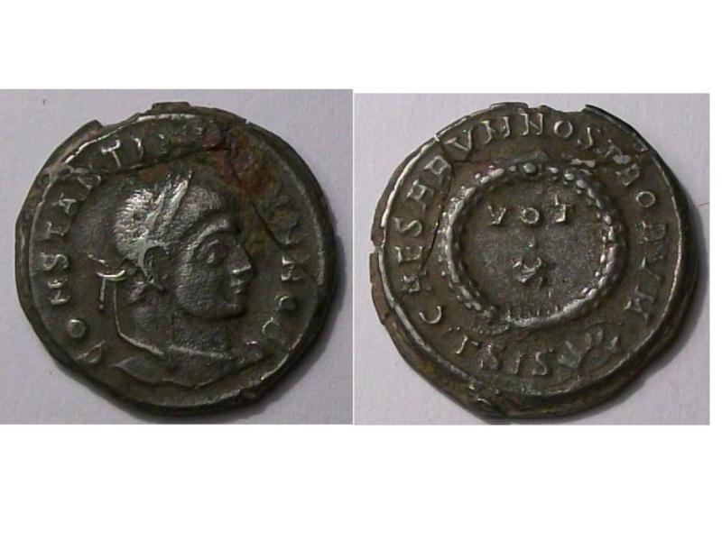Silicua de Constantino II