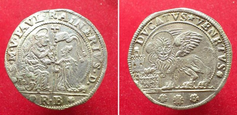 Italia, 1 'ducato' de la Serenísima República de Venecia  Ven10_800x600