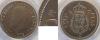 50 pesetas de 1975, reinado de Juan Carlos I. Estado de conservación SC y estrella anepígrafa.