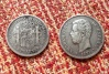 5 pesetas 1871 (18-74) amadeo i  dem material plata 900 ceca madrid tirada 7.874.992.