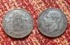 5 pesetas 1885 (18-86) ms-m material p'plata 900 ceca madrid tirada 3.144.000.