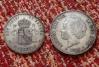 5 pesetas 1894 (18-94) pg-v alfonso xiii material plata 900 ceca madrid  tirada 3.871.000 piezas.