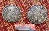8 reales 1769 carlos iii ceca méjico material plata (columnario)